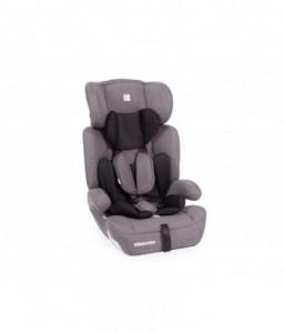 Kikka Boo Стол за кола 1-2-3 (9-36 кг) Zimpla Dark Grey Снимка 1