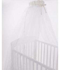 Kikka Boo Балдахин тюл Teddy Bear 200/540 Снимка 1