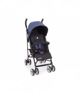 Kikka Boo Бебешка лятна количка Beetle Blue Снимка 1