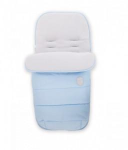 Kikka Boo Чувалче за количка Embroidered Baby Blue Снимка 1
