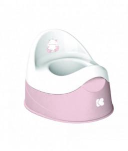 Kikka Boo Гърне с отстраняваща се седалка Hippo Pink Снимка 1