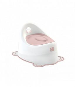 Kikka Boo Гърне anti-slip Hippo Pink Снимка 1
