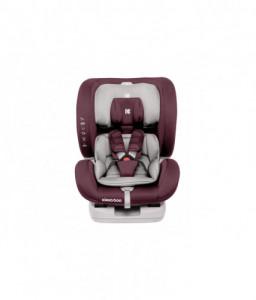 Kikka Boo Стол за кола 0-1-2-3 (0-36 кг) 4in1 Raspberry 2020 Снимка 1
