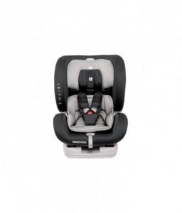 Kikka Boo Стол за кола 0-1-2-3 (0-36 кг) 4in1 Grey 2020 Снимка 1