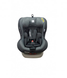 Kikka Boo Стол за кола 0-1-2 (0-25 кг) Twister Grey Isofix 2020 Снимка 1