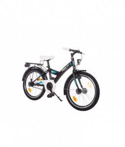 Kikka Boo Велосипед 18 SPORT Black Matt Снимка 1