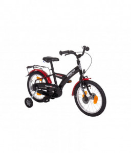 Kikka Boo Велосипед 16 BANANA Smoke Black Снимка 1