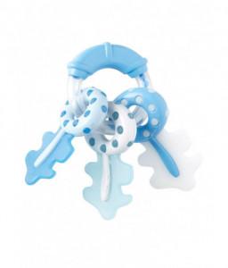Kikka Boo Дрънкалка Keys Синя Снимка 1