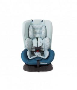 Kikka Boo Стол за кола 0-1 (0-18 кг) Vintage Mediteraneo LightBlue Снимка 1