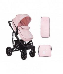 Kikka Boo Комбинирана количка 2 в 1 Beloved Light Pink Снимка 1