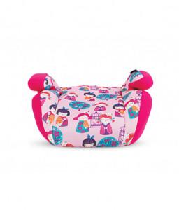 Kikka Boo Стол за кола 2-3 (15-36 кг) Jazzy Pink Dolls Снимка 1