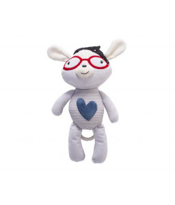 Kikka Boo Музикална играчка за легло Blue Heart LOVE ROME Снимка 1