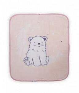 Kikka Boo Порт бебе Pink Polar Bear Снимка 1