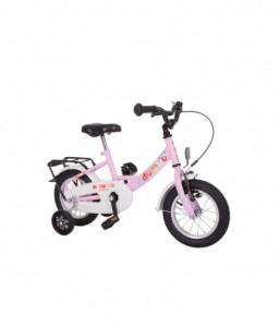 Kikka Boo Велосипед 12 MONO Baby Pink Снимка 1