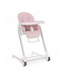 Kikka Boo Стол за хранене Maple Pink Снимка 1