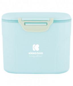 Kikka Boo Кутия за съхранение на сухо мляко с лъжичка 160гр. Синя Снимка 1