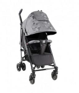 Kikka Boo Бебешка лятна количка Kingsy Grey 2020 Снимка 1