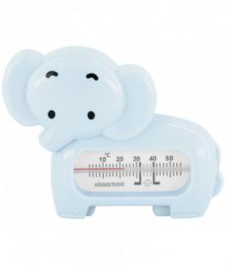 Kikka Boo Термометър за баня Elephant Син Снимка 1