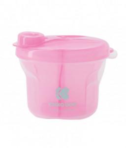 Kikka Boo Дозатор за сухо мляко Pink Снимка 1