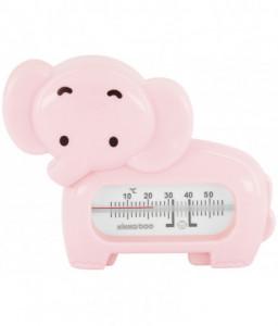 Kikka Boo Термометър за баня Elephant Розов Снимка 1