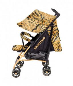 Kikka Boo Бебешка лятна количка Guarana Yellow 2020 Снимка 1