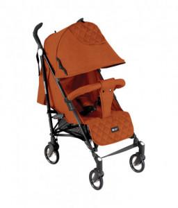 Kikka Boo Бебешка лятна количка Vivi Orange 2020 Снимка 1