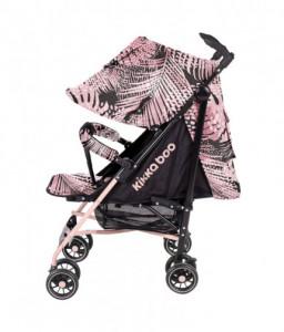 Kikka Boo Бебешка лятна количка Guarana Pink 2020 Снимка 1