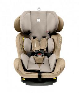Kikka Boo Стол за кола 0-1-2-3 (0-36 кг) 4 Safe + Isofix Beige 2020 Снимка 1