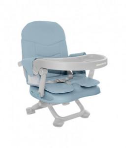 Kikka Boo Столче за хранене повдигащо Pappo Blue 2020 Снимка 1