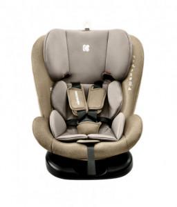 Kikka Boo Стол за кола 0-1-2-3 (0-36 кг) Cruz Beige 2020 Снимка 1