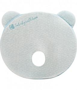Kikka Boo Мемори ергономична възглавница Bear Mint Velvet Снимка 1