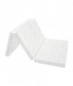 Kikka Boo Сгъваем матрак 60/120/5 cm Triangles Снимка 1