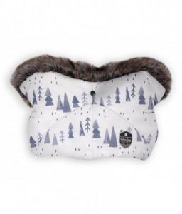 Kikka Boo Ръкавица за количка Shiny Nylon Snow Forest Снимка 1