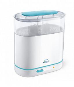Philips AVENT Електрически стерилизатор 3-в-1 Снимка 1