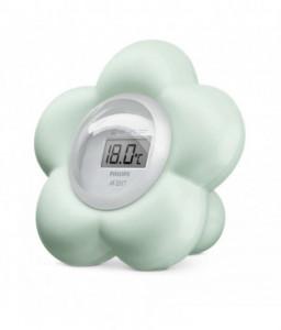 Philips AVENT Цифров термометър за стая и баня Снимка 1