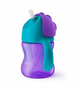 Philips AVENT Чаша със сламка 200 мл