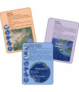 Bright Toys ЗАБАВНА ГЕОГРАФИЯ - 3 игри с карти Снимка 1