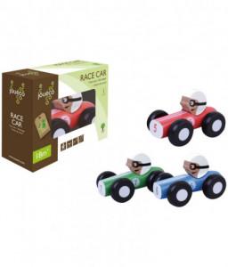 Jouéco Дървена състезателна кола