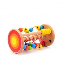 Jouéco Дървена дидактическа играчка Jouéco