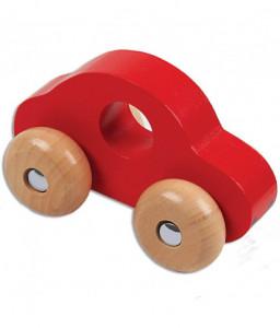 Pino Дървена мини кола Pino Снимка 1