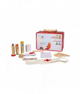Pino Детски лекарски комплект Pino - Чичо Доктор