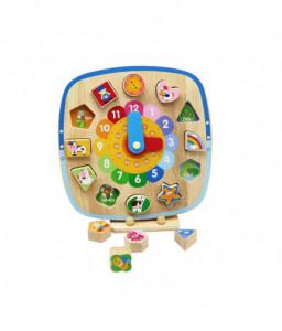 Pino Образователен дървен часовник Pino