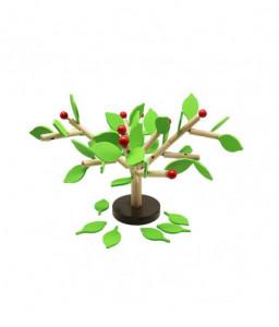 Pino Дървена игра за баланс Pino - Ябълково дърво Снимка 1