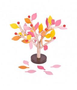 Pino Дървена игра за баланс Pino - Ябълково дърво