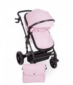 Kikka Boo Комбинирана количка 2 в 1 с трансф.седалка Darling Pink Снимка 1