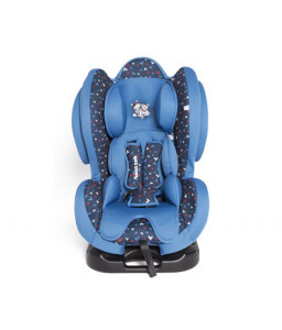 Kikka Boo Стол за кола 0-1-2 (0-25 кг) Bon Voyage+SPS Love Rome Снимка 1