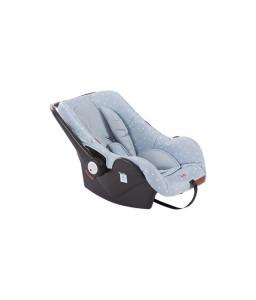 Kikka Boo Стол за кола 0+ (0-13 кг) Dotty Blue Снимка 1