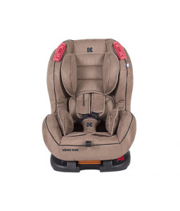 Kikka Boo Стол за кола 1-2 (9-25 кг) Regent Brown Isofix Снимка 1