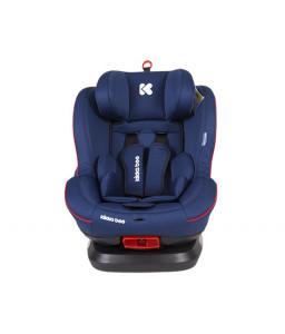 Kikka Boo Стол за кола 0-1-2 (0-25 кг) Twister Blue Isofix Снимка 1