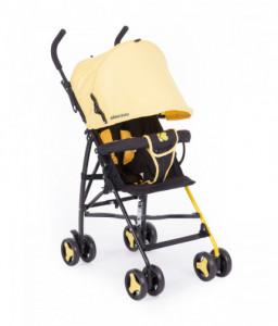 Kikka Boo Бебешка лятна количка Fresh Yellow Снимка 1